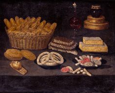 Circle of Tomas Yepes, (1610-74): Still Life with Sweets