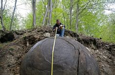 Evidence of a lost ancient civilization? Image Dado Ruvic/Reuters