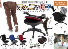 Norenya Isu Anti-Cat Chair