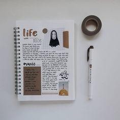 Bullet Journal Notebook, Bullet Journal School, Bullet Journal Spread, Bullet Journal Inspiration, Bullet Journal Lettering Ideas, Bullet Journal Ideas Pages, Journal Pages, Journals, Bullet Journal Aesthetic