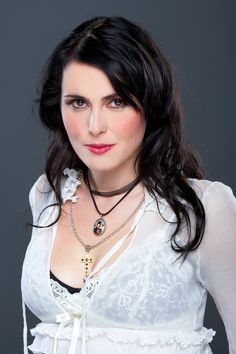 My favorite singer Sharon Den Adel!!!