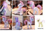 Plush My Little Pony (with pattern)