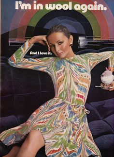 Goldworm, Vogue US - September 1973