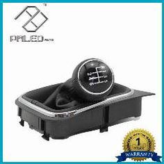 [ 35% OFF ] For Vw Golf 5 Mk5 2004 2005 2006 2007 2008 2009 Jetta 5 Mk5 2006 2007 2008 2009 2010 New 6 Speed Gear Shift Knob With Black Boot