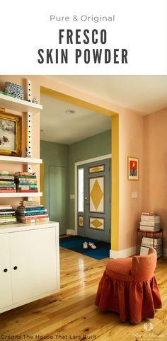Leren Bankstel Laten Verven.25 Best Paint Colours Hallway Images Lime Paint Pure Products