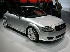 Audi TT Quattro Sport Car Picture