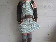 Louisa jurk Companie M. In mijn bezit, van 1 tot 10 jaar. //// te maken in maatje jaar 5 voor Sofie -> verlengen.