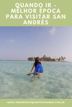 Quando ir – melhor época para visitar San Andrés na Colômbia.