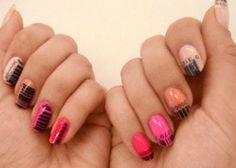 Barcode Nails