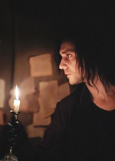 Tom Hiddleston in Only Lovers Left Alive ♥