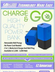 Our Best Selling Power Bank is now Cordless