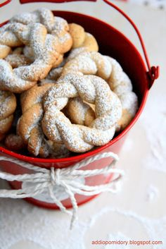 Gingerbread Spice Rings