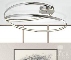 Lámpatípusok - Beltéri világítás - Mennyezeti lámpa - Zuma Peria LED mennyezeti lámpa
