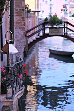 Glimpses of Venice