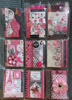 Scraps From A Broad: More Pocket Letters!