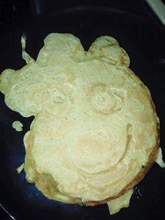 Peppa Pig #pancakes are pretty popular this year! #prizepancake