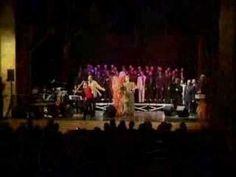 My redeemer - Matthew Ward & David Gospel Choir in concert