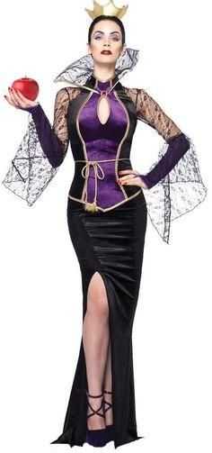Disney Evil Queen Snow White Womens Adult Costume Halloween UADP85060 $89.99