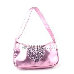 New Styles Young Lady Pink Pu Small Bag