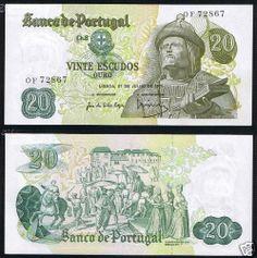 portuguese money | ... de orta compra notas portuguesas aqui buy portuguese…