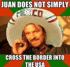 Mexicans be like Tae Juan Do (Tiquando ...