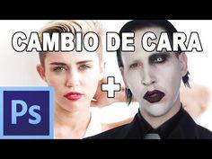 Como cambiar una cara - Tutorial Photoshop en Español por @prismatutorial - YouTube