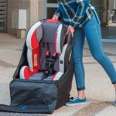 Premium Car Seat Travel Bag
