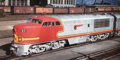 Fairbanks Morse Electric Locomotive, Diesel Locomotive, Steam Locomotive, Fairbanks Morse, Grand Funk Railroad, Railroad Pictures, Southern Railways, Bonde, Railroad Photography