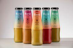 Blend — The Dieline - Branding & Packaging