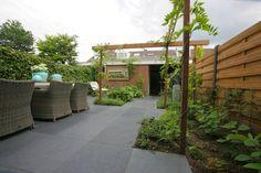 Kleine tuin 48m2 #28