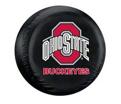 Ohio State Buckeyes Tire Cover $49.99 http://www.fansedge.com/Ohio-State-Buckeyes-Tire-Cover-_2008664861_PD.html?social=pinterest_pfid23-17076