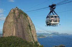 Bondinho do Pão de Açúcar - Rio de Janeiro RJ