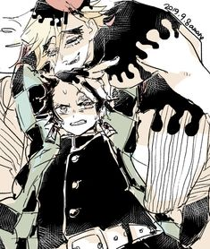 Read muzan x tanjiro comic's from the story (yaoi)demon slayer book by (gay-er than u) with reads. Demon Slayer, Slayer Anime, Manga Anime, Anime Art, Demon Hunter, Horror Comics, Aesthetic Anime, Boku No Hero Academia, Webtoon