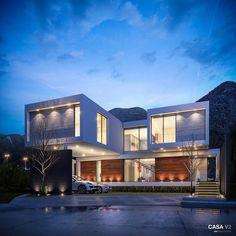 V2 House Monterrey México Design by @am_architects #dubai #dubailife #dubaistyle #asian #african #emirates #arabian #turkey #saudi #saudiarabia #dubaifashion #dubaicity #indian #israelbest #australian #australiagram #architecture #architectureporn #architecturelovers #architecture #sanantonio #texas #austin #houston #alamexicana by am_architects