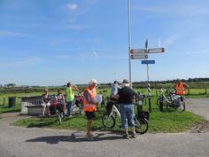 vanuit Oudwoude samen op de fiets van Wiel tot Woud.