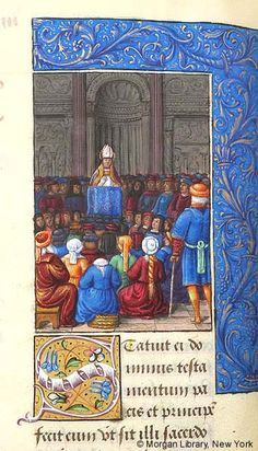 Missal, M.495 fol. 115v - Images from Medieval and Renaissance Manuscripts - The Morgan Library & Museum
