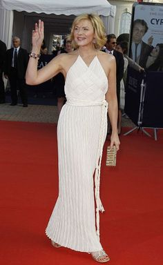 Kim Cattrall : Deauville Film Festival / Make-Up & Hair: Kevin Fortune - London