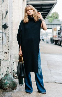 Laid Back Style  Spick and Span Noble (Style Cruise) Laid Back Style, Oversized Sunglasses, Tank Shirt, Loafer Flats, Denim Fashion, Street Chic, Color Pop, Denim Style, White Shirts