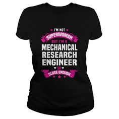 Mechanical Research Engineer