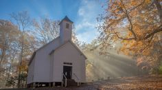 The Smoky Mountain area is home to a treasure trove of historic buildings that transport visitors back to a bygone era. Here are the top 4 historical sites in Gatlinburg TN and the Smokies. Cades Cove, Missionary Baptist Church, Pigeon Forge Cabin Rentals, Mountain Pictures, Old Country Churches, Smoky Mountain National Park, Smokey Mountain, Smoky Mtns, Gatlinburg Cabins