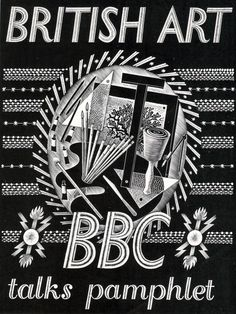 BBC Pamphlet - Eric Ravilious