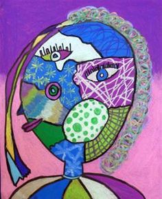 Check out student artwork posted to Artsonia from the Picasso Portraits project gallery at Williams Elementary.