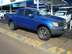 Used Ford Ranger Xl P/u D/c for sale in Gauteng, car manufactured in 2016 Used Ford Ranger, Car Detailing, Cruise, Vans, Cruises, Van