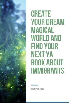 A quiz that lets you create a dream place, then get a great reading recommendation.   YA books | YA books about immigrants | book quizzes | reading quizzes | book recommendations
