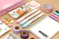 This selection features some of the cutest office supplies in the world -- teeny tiny pens and animal-shaped accessories that are sure to brighten up your office, classroom, or personal desk at home. You can also bring them with you wherever you go, and spread the love of cuteness!
