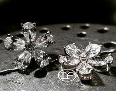 #Jewelry #Earrings #Diamonds #Gold #IP