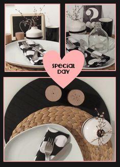 La mesa para un día especial