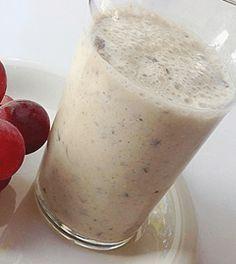 Batidos de Frutas y Caseros para ganar masa muscular batido avena