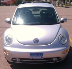 $3999 -2001 VW BEETLE TURBO