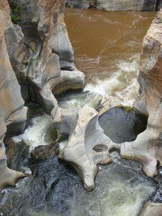 Bourke's Luck potholes Lion Sculpture, Statue, Spaces, Art, Art Background, Kunst, Performing Arts, Sculptures, Sculpture